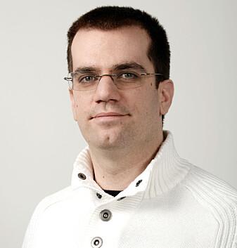 Alain Giordanengo er forsker ved Nasjonalt senter for e-helseforskning. (Foto: Nasjonalt senter for e-helseforskning)