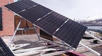 Leter etter smarte løsninger for fornybar energi