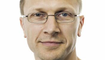 Torbjørn Ekrem (foto: Geir Mogen/NTNU Info)