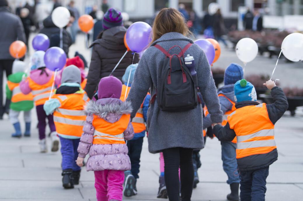 Fattigdommen i Norge halveres om offentlige tjenester regnes med