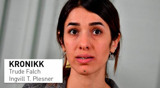 Unyanserte framstillinger av jezidiene i NRK-intervju
