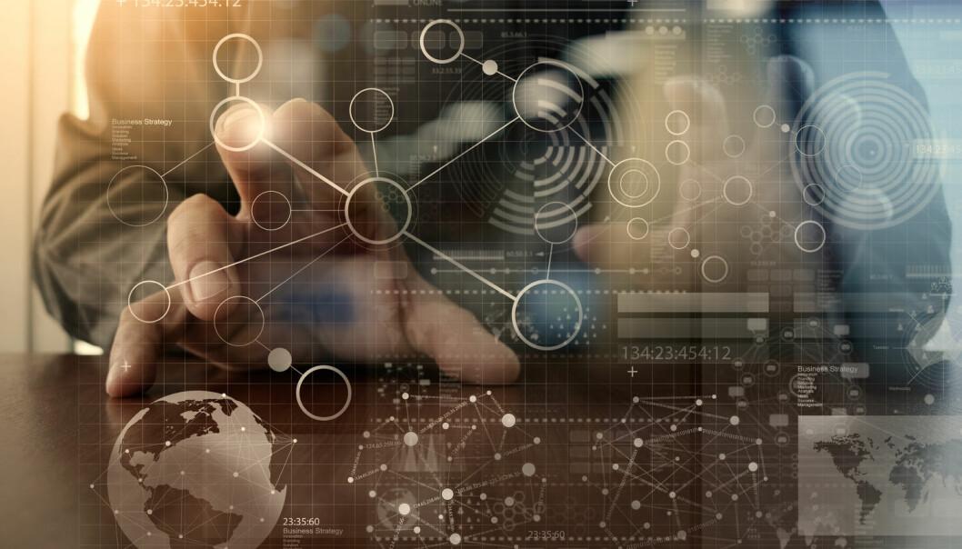 Stordata gjør det mulig å lage ekstremt komplekse systemer som intet menneske ville kunne gjøre uten digital kraft.  (Illustrasjon: ESB Professional / Shutterstock / NTB scanpix)