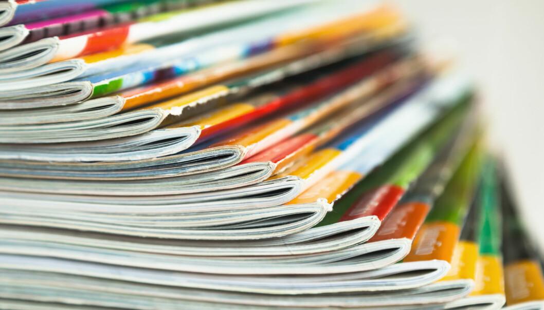 Tidsskrifter bør gå forskerne etter i sømmene for å finne fusk, mener redaktør. (Foto: Shutterstock/NTB scanpix)