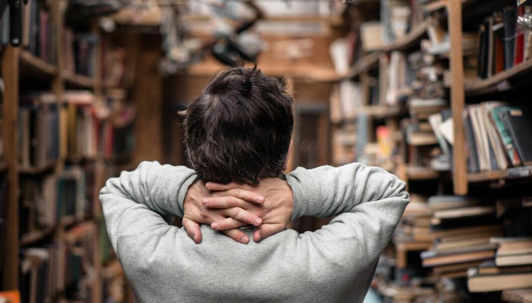 Å forsøke å bli forsker innebærer for mange at resten av livet settes på vent i en årrekke, på grunn av svært mye arbeid med karrieren. Men langt fra alle lykkes. Og det blir stadig færre. (Illustrasjonsfoto: Dmytro Gilitukha / Shutterstock / NTB scanpix)