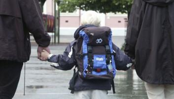 Velstående foreldre får velstående barn