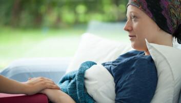 De amerikanske forskerne analyserte flere blogginnlegg fra døende pasienter for å se på hva slags ord de brukte når de tok sine siste farvel. (Foto: Shutterstock / NTB scanpix)