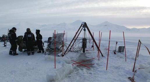 – Manglende interesse for å bruke Ny-Ålesund for å utdanne neste generasjons polarforskere