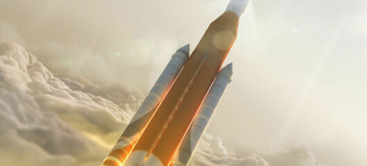 Nye amerikanske planer for bemannede ferder til Månen og Mars