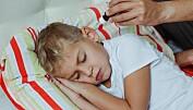 Barn med psykisk sykdom har oftere hatt infeksjoner