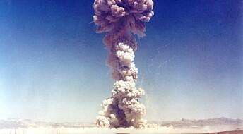 Podcast: Er atomvåpen noe å miste nattesøvnen av?