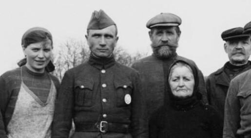 Mange russarar håpa Hitler skulle fri dei frå Stalin