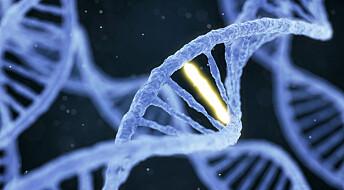 CRISPR-teknologi ga tusener av uventede mutasjoner