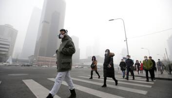 Kinesere er mer opptatt av miljø enn noen gang