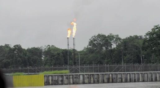 Ecuador ønsket å la oljen ligge. Det ville ikke Norge støtte