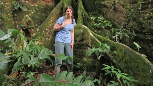 Elisabeth Martha Tømmerbakk er førsteamanuensis ved universitetet i Cuenca, Ecuador (foto: privat).
