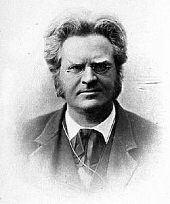 Et bilde tatt av Bjørnstjerne Bjørnson under USA-oppholdet hans i 1889. Her dro han på foredragsturne i Midtvesten. Men Bjørnson ble skuffet over å møte et religiøst trangsyn hos norsk-amerikanere som var enda større enn det han kjente hjemmefra.