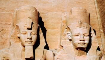 Ny forskning viser at egyptere har hatt en betydelig genetisk påvirkning utenfra. Folk fra det gamle Egypt var nærmere beslektet med libanesere og jordanere enn dagens egyptere, viser den nye studien. (Foto: meunierd / Shutterstock / NTB scanpix)