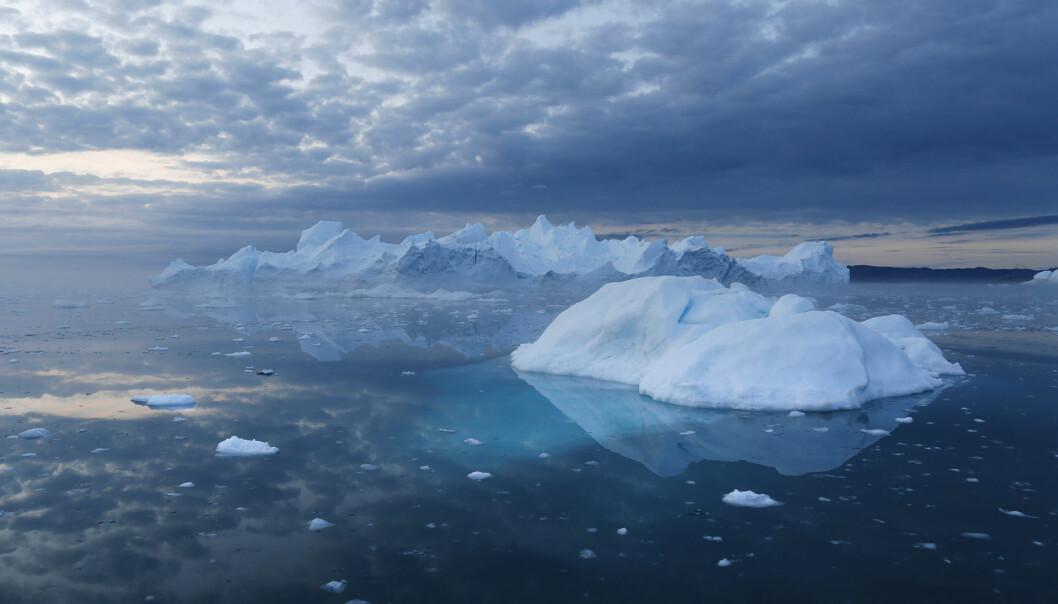 Det er et spørsmål om tid før isen på Grønland forsvinner, ifølge nyere forskning. Men vi kan gjøre mye for å kjøpe oss tid, sier forskerne. (Foto: Denis Burdin / Shutterstock / NTB scanpix)