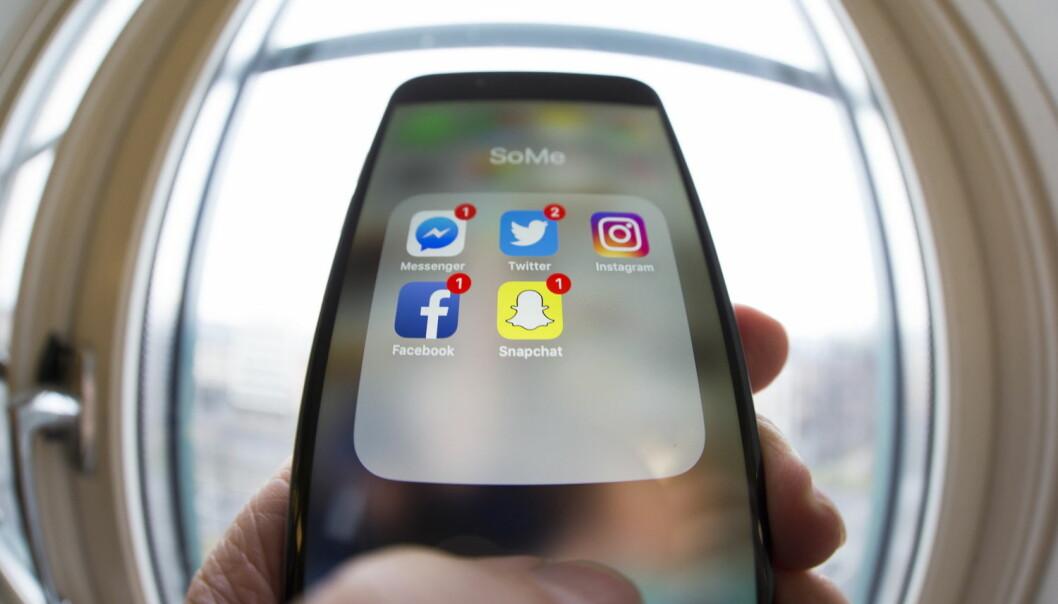 For å bli en vellykket instagrambruker trenger man både kompetanse i å tolke og forstå sosiale normer på nett i tillegg til kompetanse i å kommunisere visuelt gjennom bilder, kommentarer og likes.  (Foto: Håkon Mosvold Larsen / NTB scanpix)