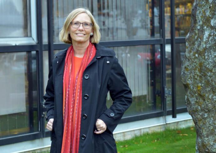 Elaine Munthe, utdanningsforsker og dekan ved Universitetet i Stavanger. (Foto: UiS)