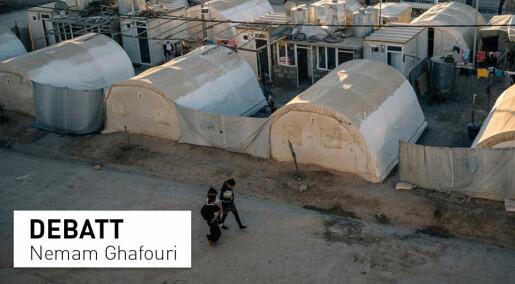 Jezidiske overlevere trenger hjelp nå