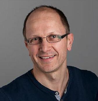 Torbjørn Ekrem er professor ved NTNU. (Foto: NTNU)