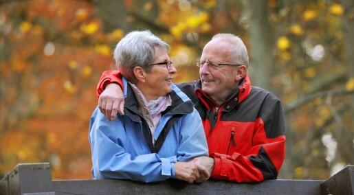 Flere tar ut pensjon når de er 62 år