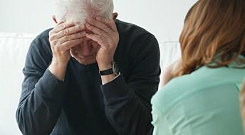– Ikke kommunens skyld at eldre med psykisk sykdom får for lite oppmerksomhet
