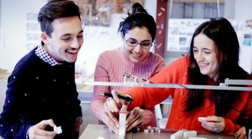 Skal sørge for internasjonalt samarbeid i hele utdanningsløpet