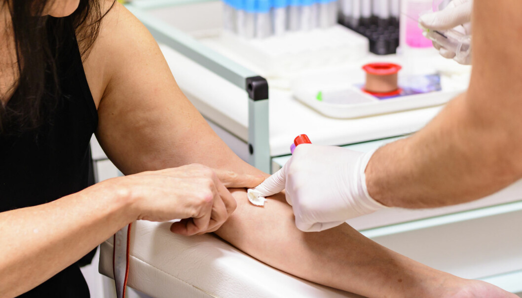 Forskere har utviklet en metode for å avgjøre om en behandling mot lungekreft har virket. En blodprøve er nok til å vise om en pasient er kurert eller ikke. (Foto: spreewald.picture.de / Shutterstock / NTB scanpix)