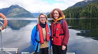 Forskere besøker planleggere i Norge og Canada