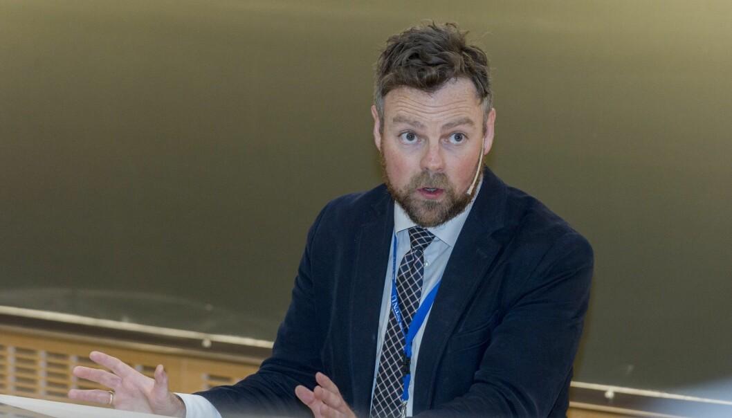 Næringsminister Torbjørn Røe Isaksen sier prosjektene kan bidra til stor verdiskapning. (Foto: Ned Alley / NTB scanpix)