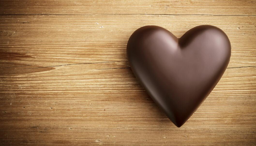 Kanskje er ikke sjokolade bare bra for ganen? (Foto: Vitaly Korovin / Shutterstock / NTB scanpix)