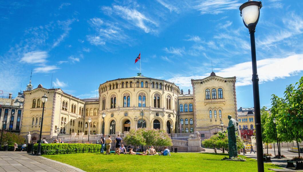 Det er Stortinget som har bestemt at ansattstemmene i rektorvalg skal vektes ulikt. (Foto: Anna Jedynak / Shutterstock / NTB scanpix)