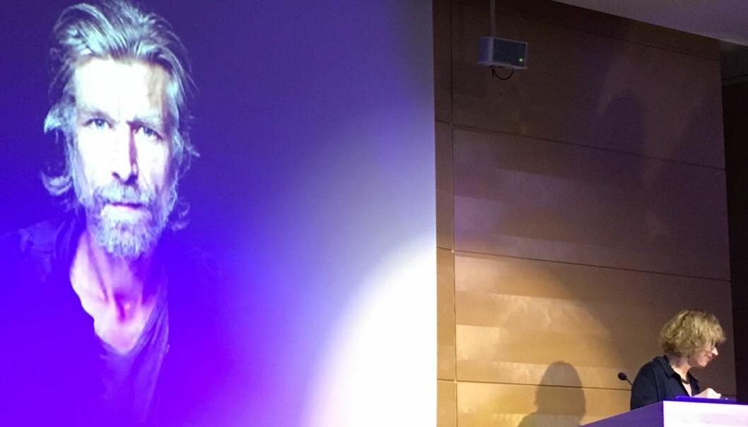 Må romaner være fiksjon? Professor Toril Moi konkluderer med at Karl Ove Knausgårds Min Kamp er en romanserie, selv om den bygger på forfatterens erindringer om faktiske hendelser.  (Foto: Anne Lise Stranden/forskning.no)
