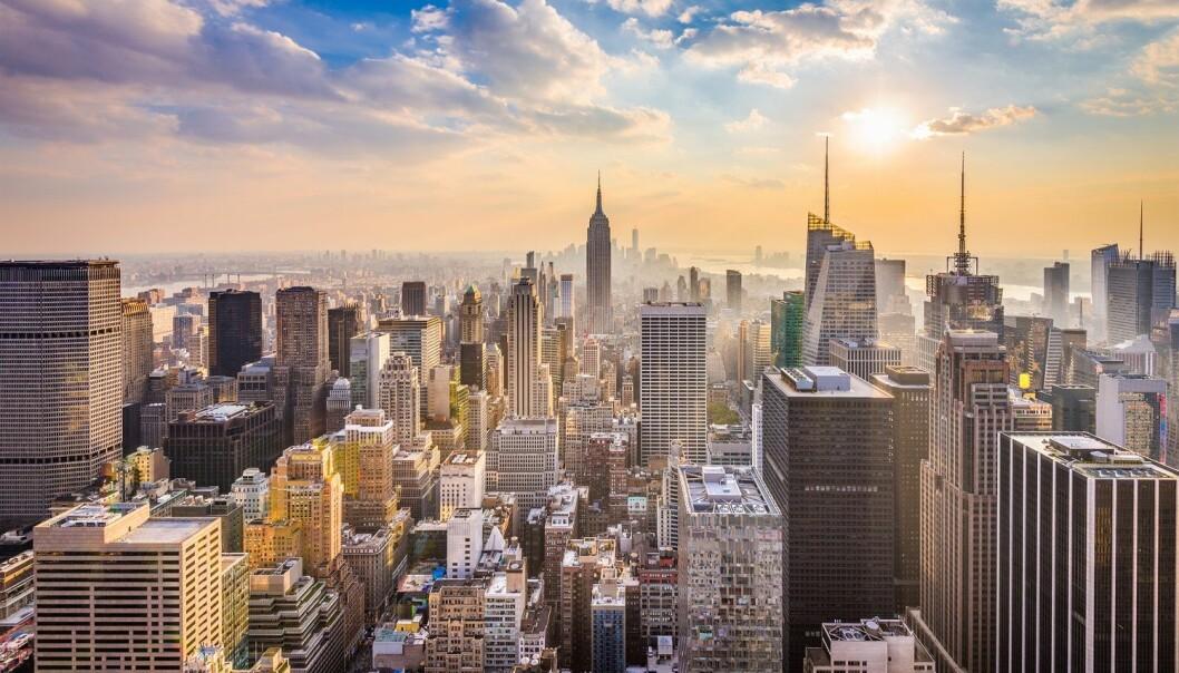 – Det er etter hvert gått opp for oss at det ligger et enormt potensial i byene, sier Diana Vorsatz, som er visedirektør i en arbeidsgruppe under FNs klimapanel. (Foto: Sean Pavone / Shutterstock / NTB scanpix)