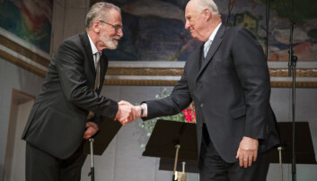 – Abelprisen viser den kongelige norske arven i dronningen av vitenskapene