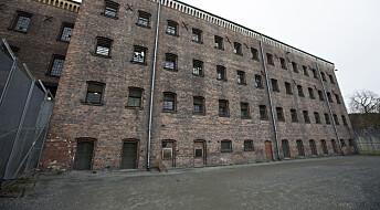 Norge har flest fanger i Norden