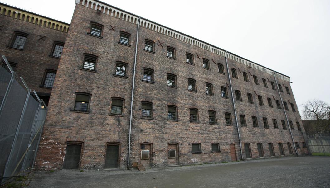 Oslo fengsel, avdeling A, bedre kjent som Botsen. Botsfengselet i Oslo var vårt eldste fengsel i bruk fram til det ble lagt ned i 2017. (Foto: Lise Åserud / NTB scanpix)