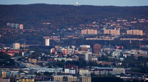 Flere dør av kreft på østkanten enn på vestkanten i Oslo