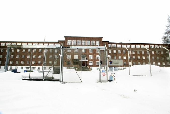 Ila fengsel i Bærum. I løpet av 2017 ble drøyt 6000 personer satt i fengsel i Norge. (Foto: Berit Roald / NTB-scanpix)