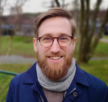 Joakim Evensen Hansen (Foto: UiS)
