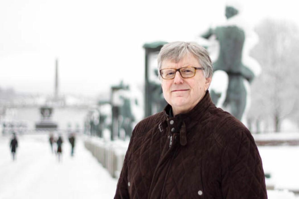 Trygve Gulbrandsen er forsker hos Institutt for samfunnsforskning i Oslo. Han har gått grundig til verks for å studere eliten i Norge. (Foto: ISF/Eirin Konstad Nilsen)