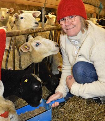 Forsker Eva Narten Høberg. (Foto: Emil Narten Høberg)