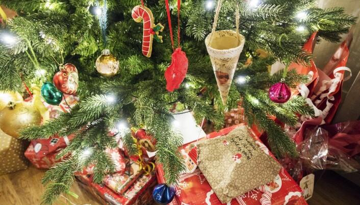 Det har blitt mer populært å gi brukte julegaver, mener forskere. (Foto: Gorm Kallestad / NTB scanpix)