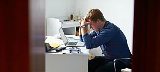 Mobbeofre har fire ganger høyere risiko for selvskading