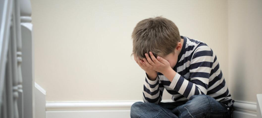 Barn med angst kan få effektiv hjelp med gruppeterapi