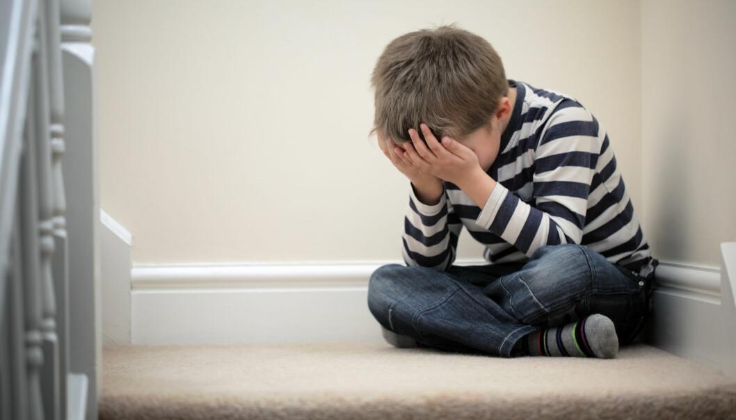 Mange barn og unge sliter med angstlidelser. Nå kan de få hjelp gjennom behandlingsprogrammet Mestringskatten. (Foto: Shutterstock / NTB scanpix)