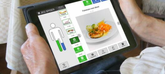 Ny app skal fremme matlyst hos eldre