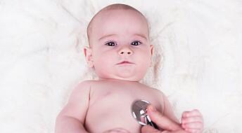 Reddet hjertesyke barn med biter av friske celler